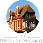 The luxury properties in Deauville and its region
