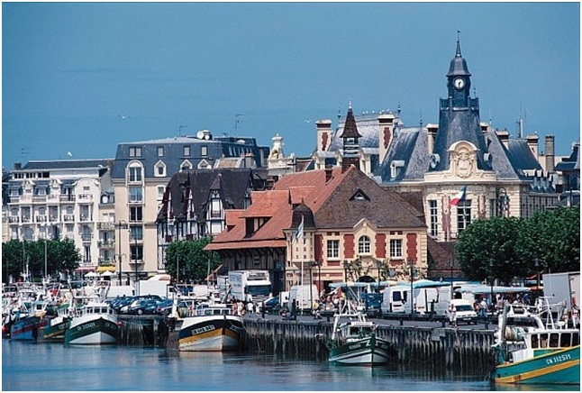 Real estate prices in Deauville and its region