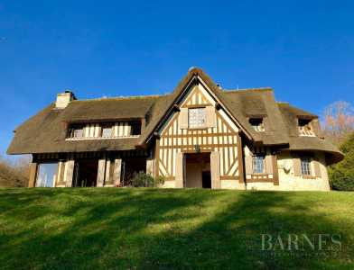 Thatched cottage Deauville - Ref 2667974