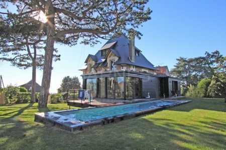 Maison bourgeoise TROUVILLE SUR MER - Ref M-51584