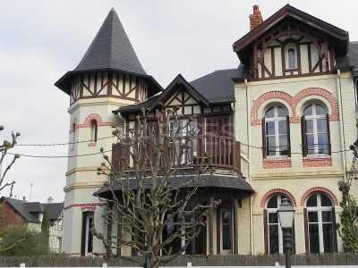 Maison bourgeoise DEAUVILLE - Ref M-78032