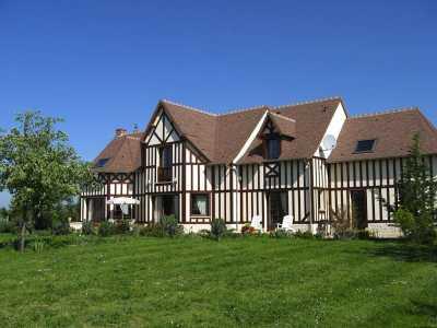 Maison normande DEAUVILLE - Ref M-08954