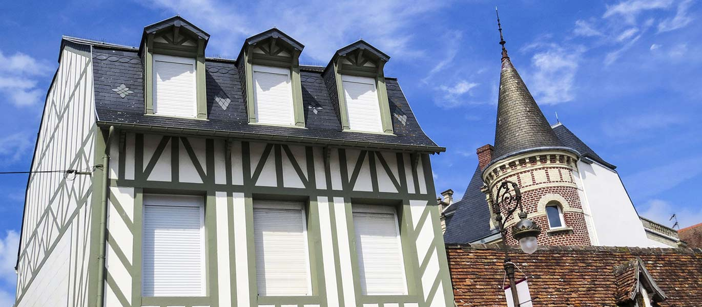 Special aspects of the property market in Deauville and its region