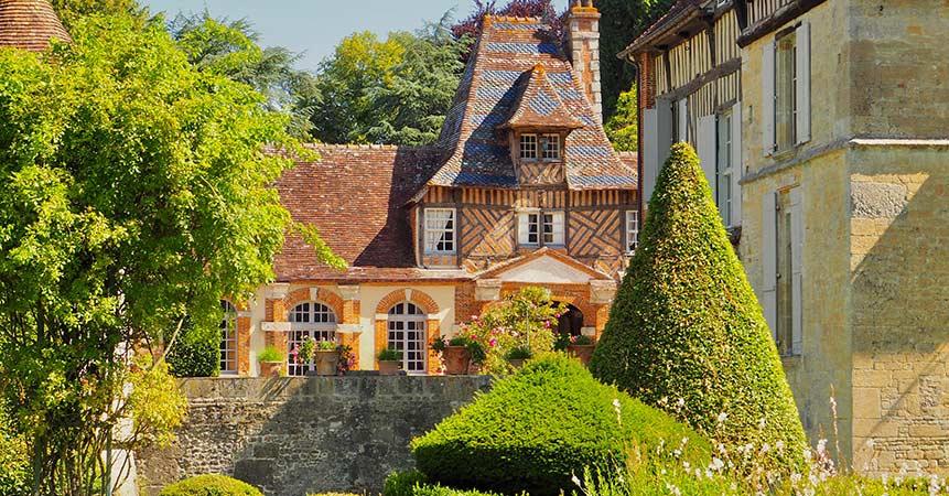 En Normandie, le château de Boutemont cherche son prince charmant