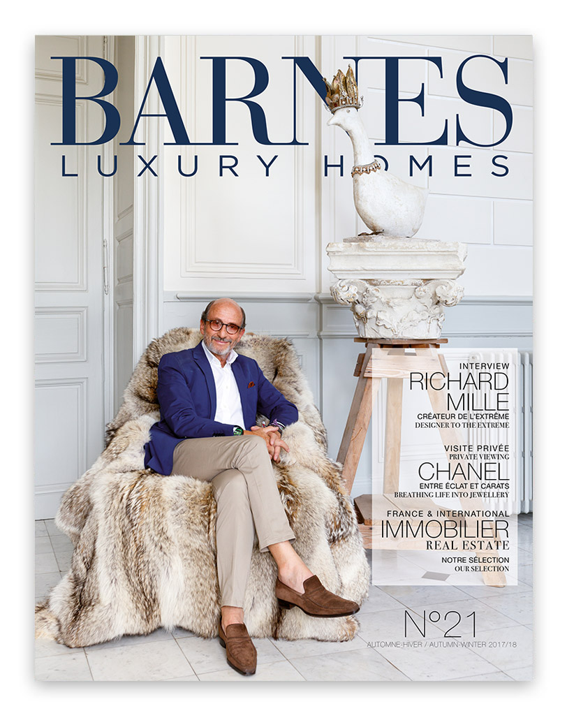 BARNES Luxury Homes